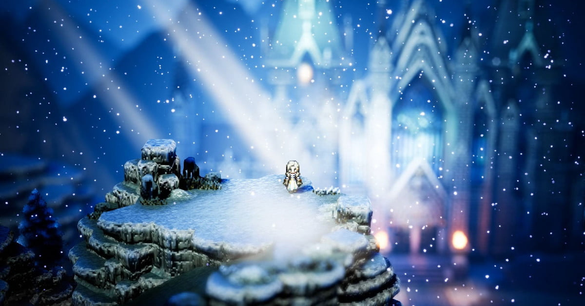 'Octopath Traveler' tells eight stories, and they're all forgettable