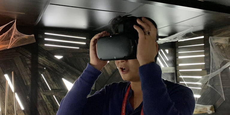 $199 Oculus Go Is a Stand-Alone VR Headset Running Galaxy