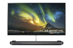 LG Signature OLED65W7P W7 Series OLED TV review