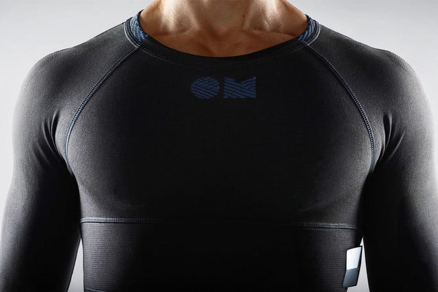 omsignals performance tracking biometric clothing line launches today omsignal clothes 2