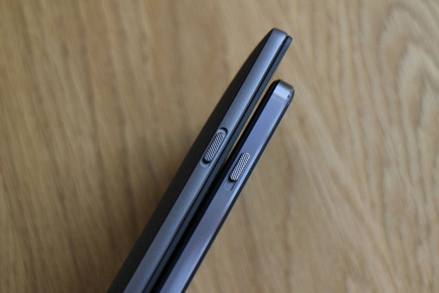 oneplus x and 2 side