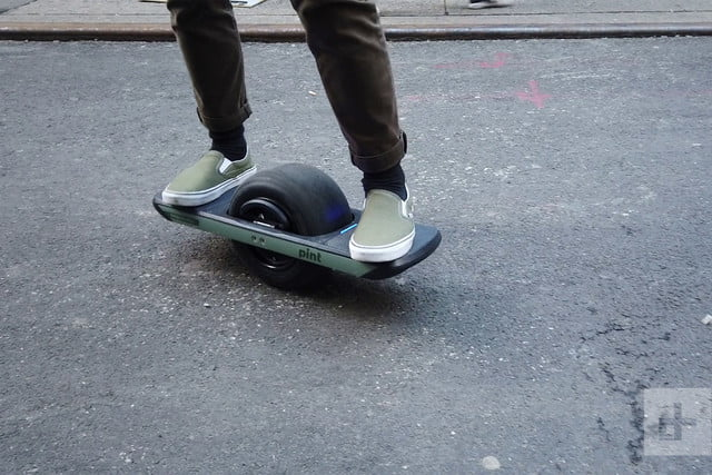 onewheel pint review hands on 7