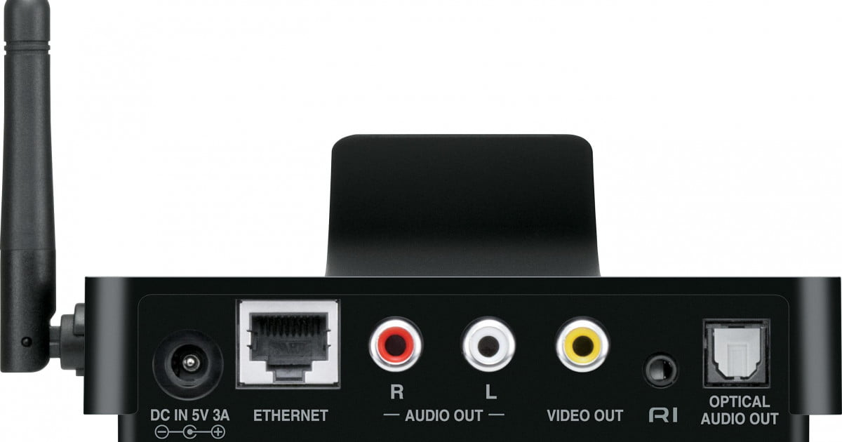Onkyo Ds A5 Airplay Dock A Step Forward For Backward