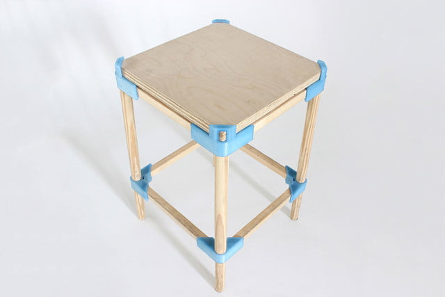 standard products furniture openplus research stool 002