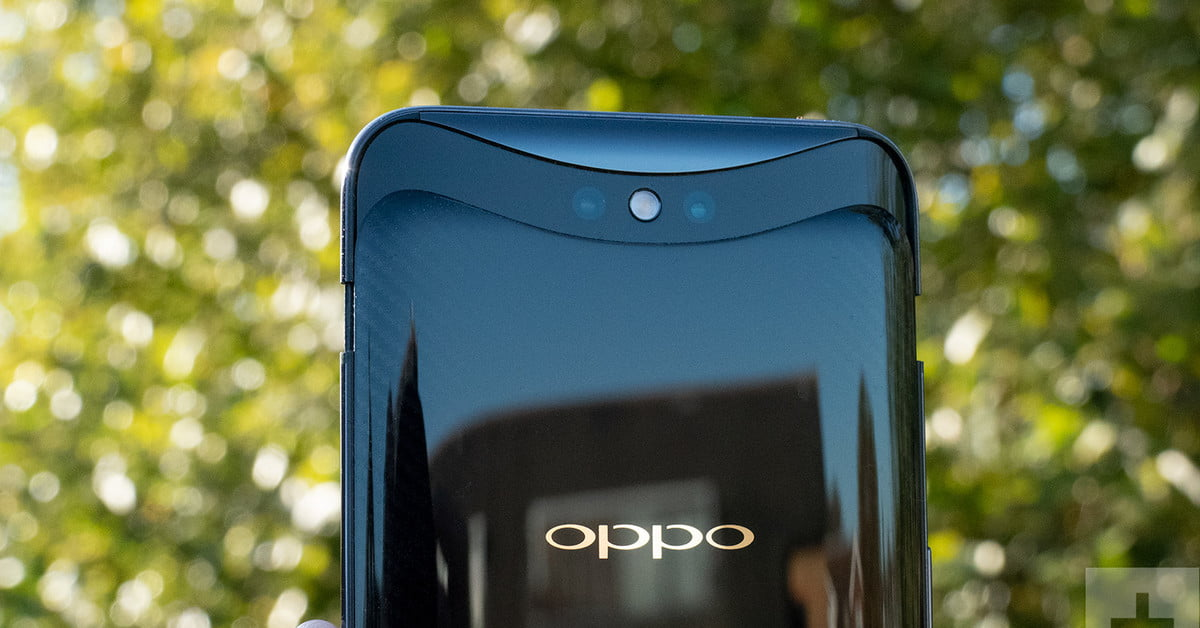 Oppo Folding Smartphone To Be Revealed At Mwc 2019 Digital Trends