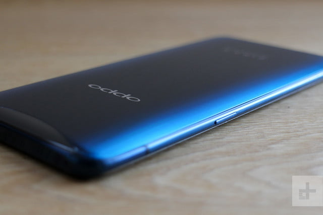 Oppo Find X right