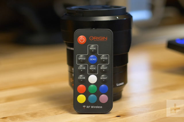 origin millenium desktop review led remote
