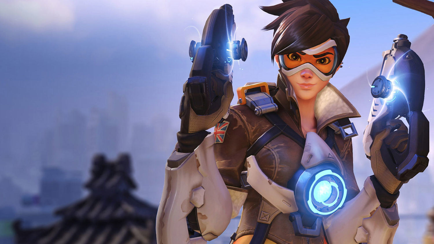 someone just passed level 1 800 in blizzard s overwatch digital