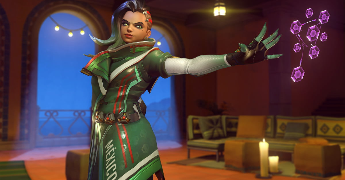 Earn a trove of 200 skins and victory poses in 'Overwatch' Summer Games
