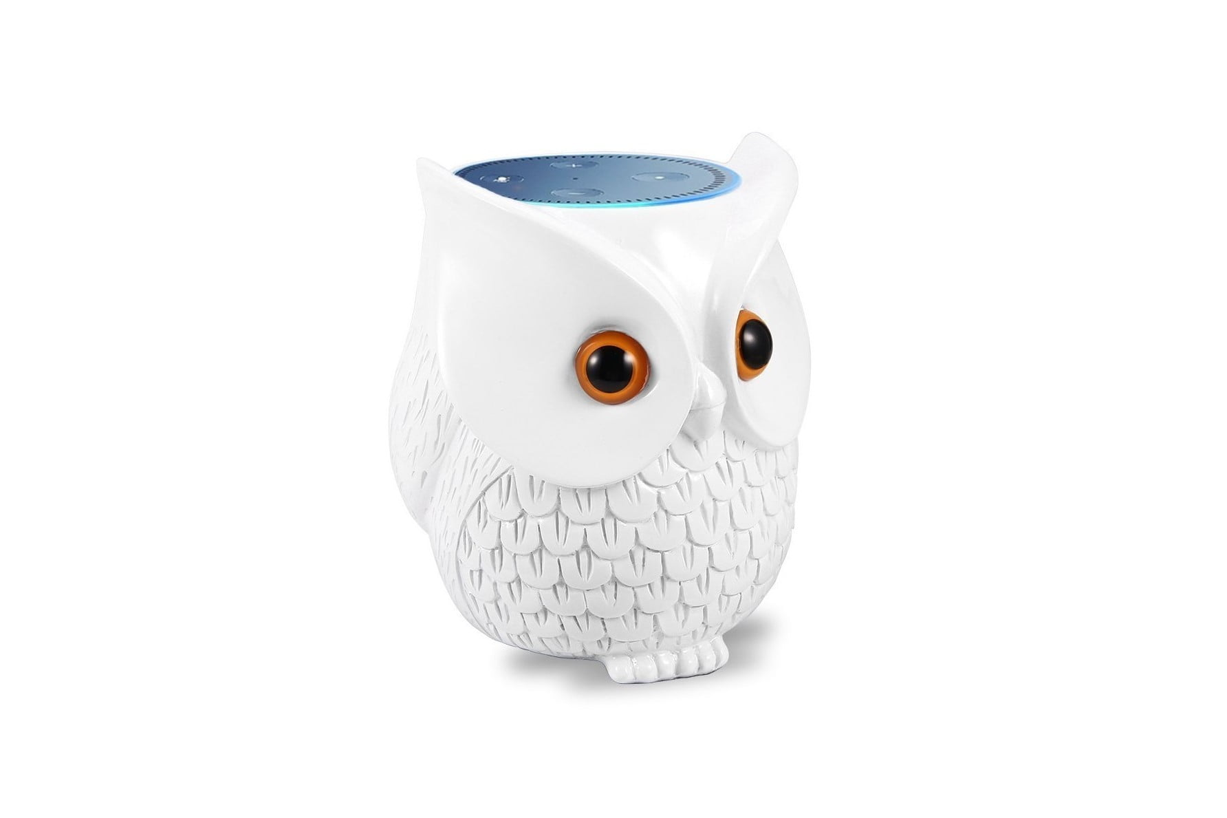 put your echo dot in this owl because why not