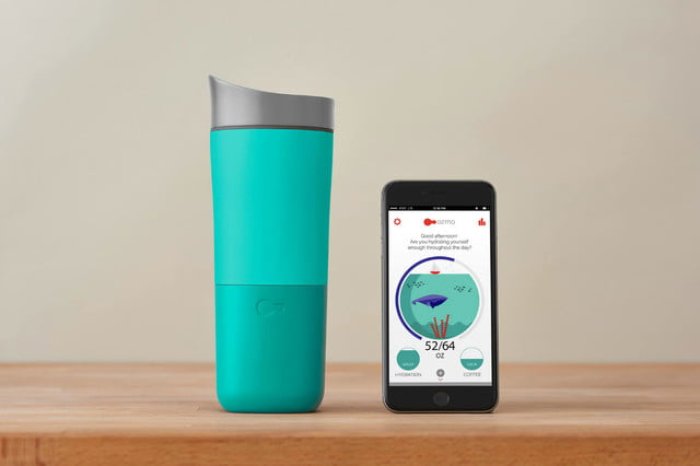smart mug test ember yecup ozmo review 2