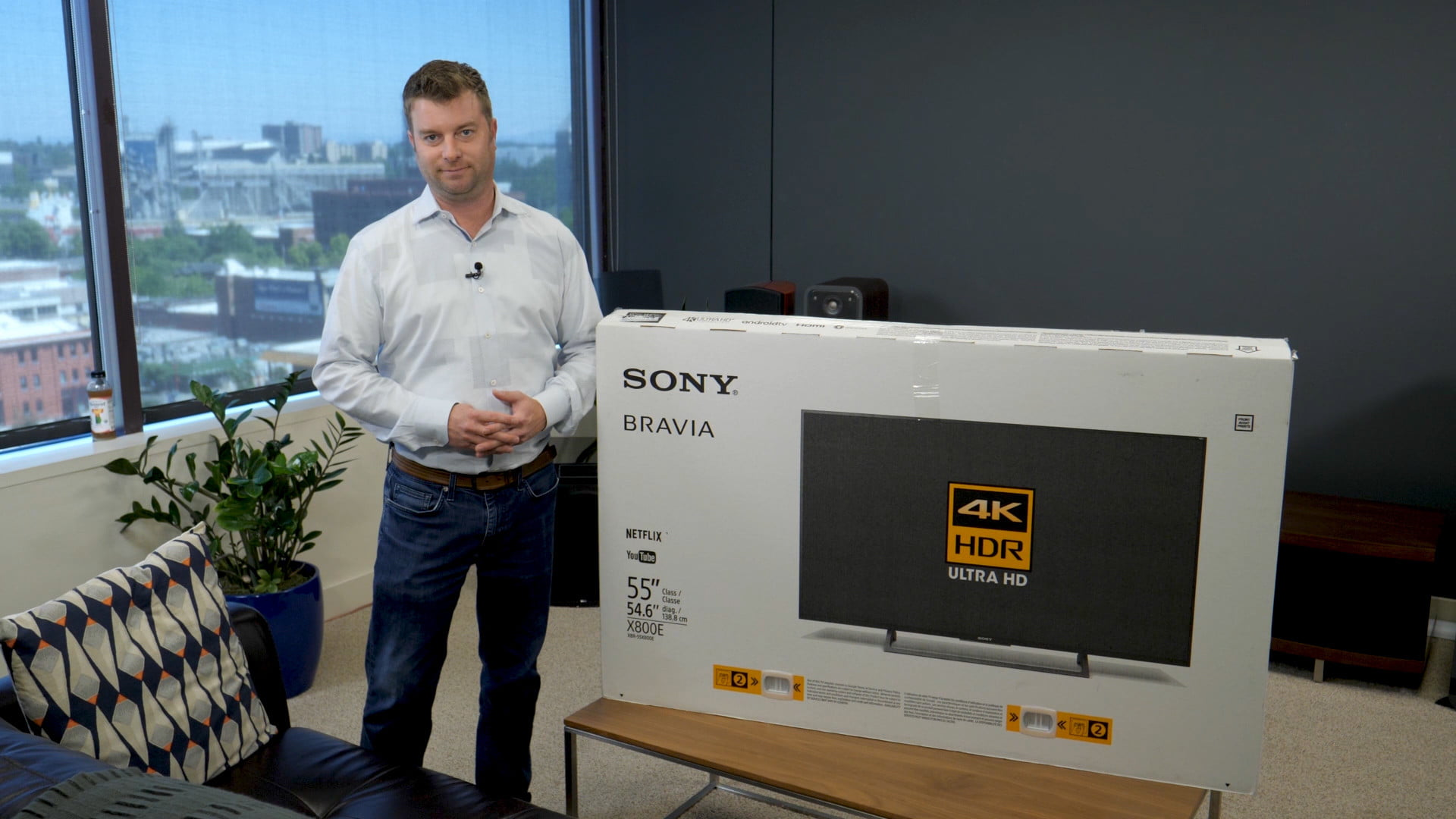 Enjoy Your New TV With Our Sony X800E Unboxing and Setup Guide