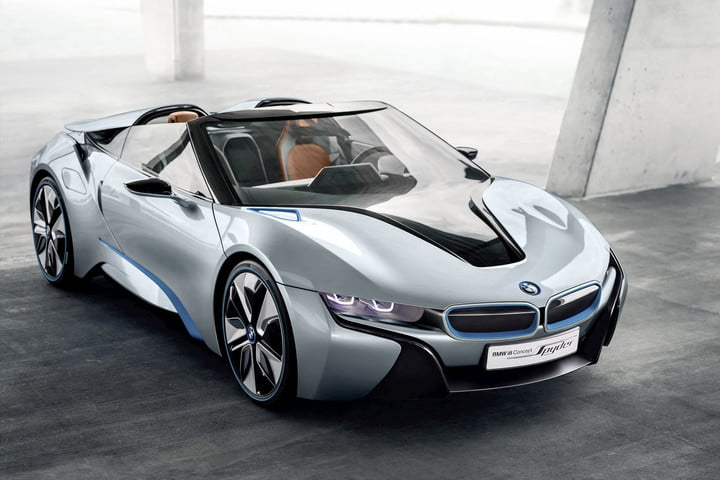 Bmw I8 Convertible Coming In 2018 Ceo Says Digital Trends
