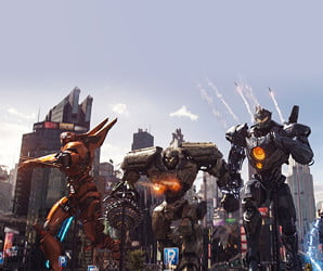 'Pacific Rim Uprising' goes all-in on spectacle, but leaves some heart behind
