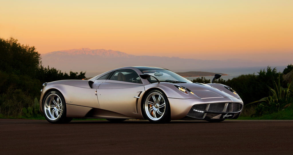 The Pagani Huayra Is Completely Sold Out For Now Probably