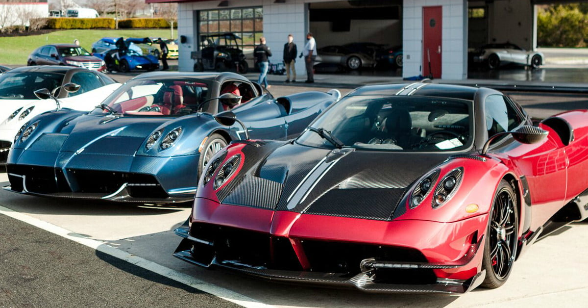 Pagani\'s Huayra Roadster Is the Most Expensive New Car Lease in ...