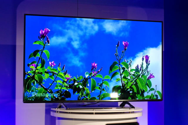 panasonic cx850 4k uhd tv at ces 2015 video 2