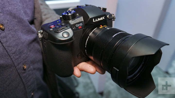 Panasonic-GH5S-Hands-on-CES-2018