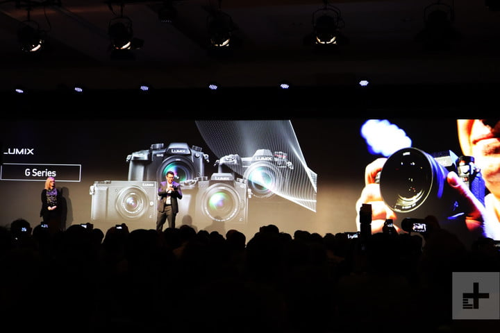 Panasonic's full-frame cameras will have multi-shot high-resolution modes