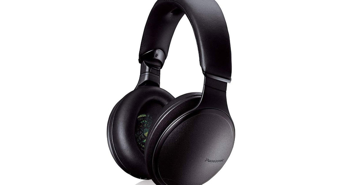 [Computer peripherals] Panasonic RP-HD605N headphones review
