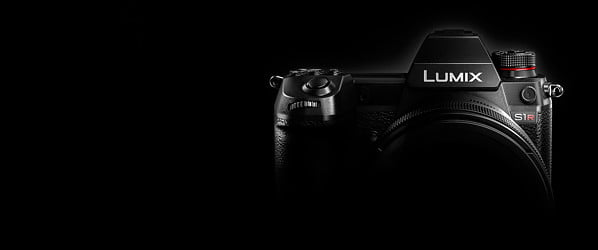 Not to be left out, Panasonic joins full-frame gang with new Lumix S cameras