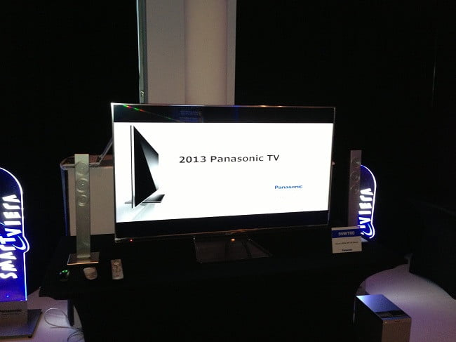 how to connect home theatre to panasonic led tv