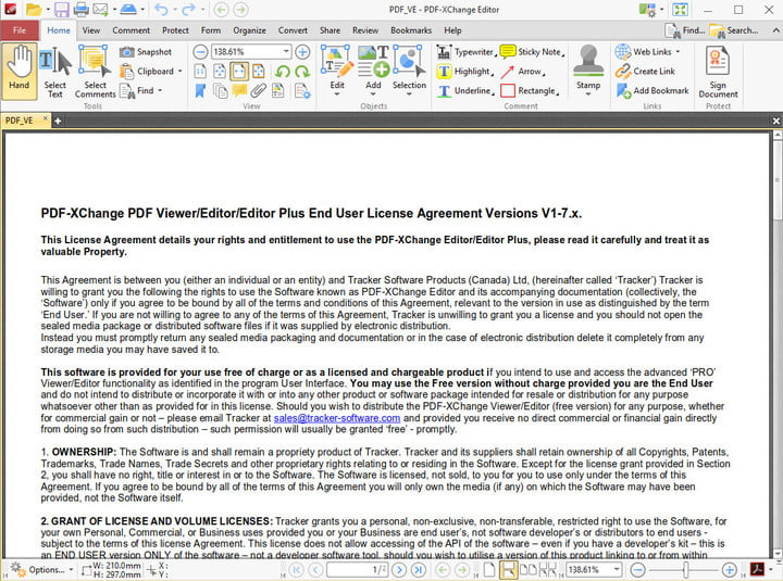 how to edit a pdf pdfexchange01
