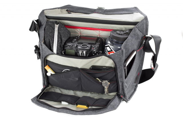 this photography bag suits your everyday needs with or without a camera peak design messenger 7
