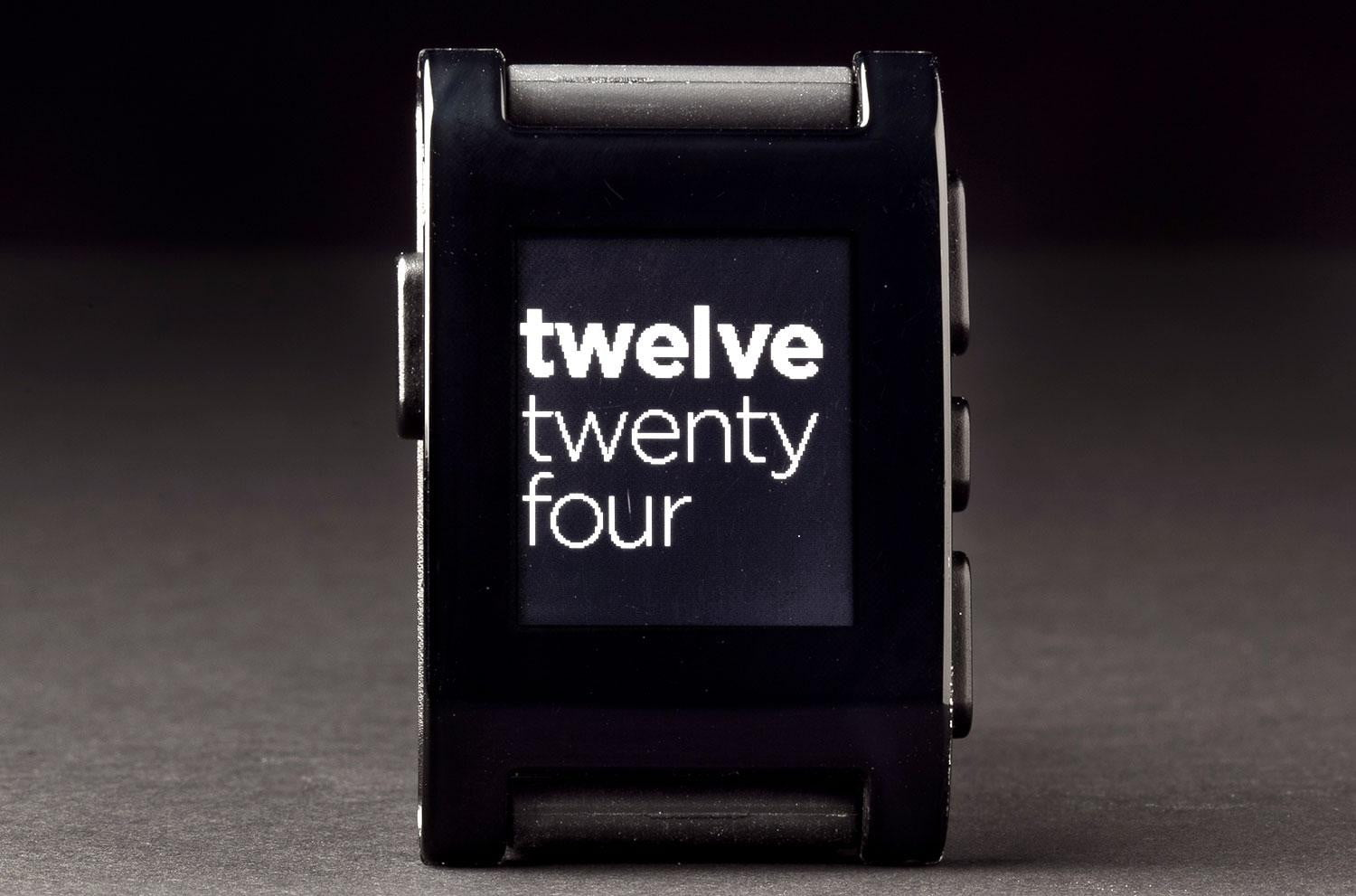 Pebble review digital trends for Pebble watches