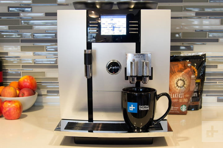 quest for perfect coffee maker jura