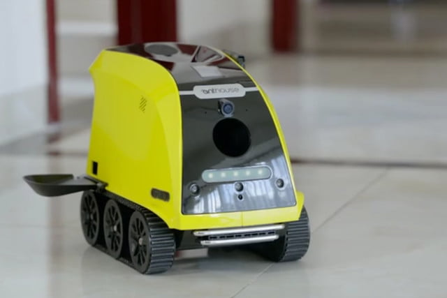 awesome tech you cant buy yet smart helmet pet bot 2