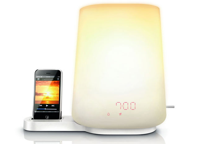 Philips Wake Up Light Review Digital Trends