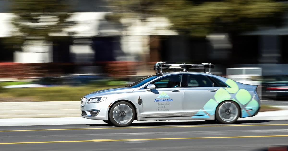 Self Driving Car Tests In Cities