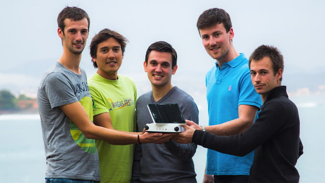 Enlaps Tikee — Self-contained, solar-powered time-lapse camera