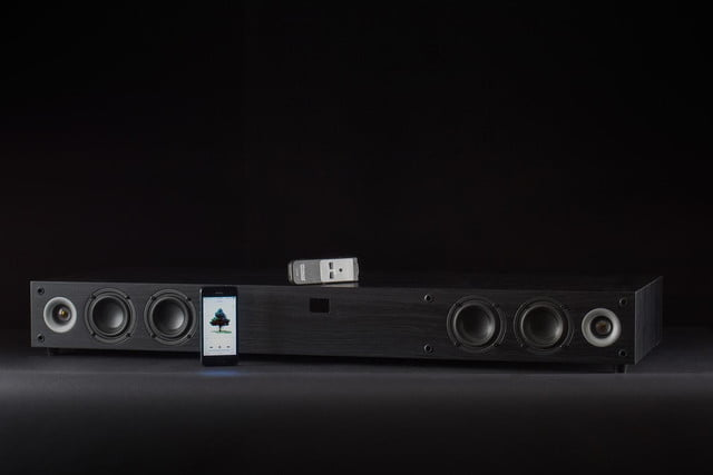 Pinnacle Theater One 2.1 Soundbase