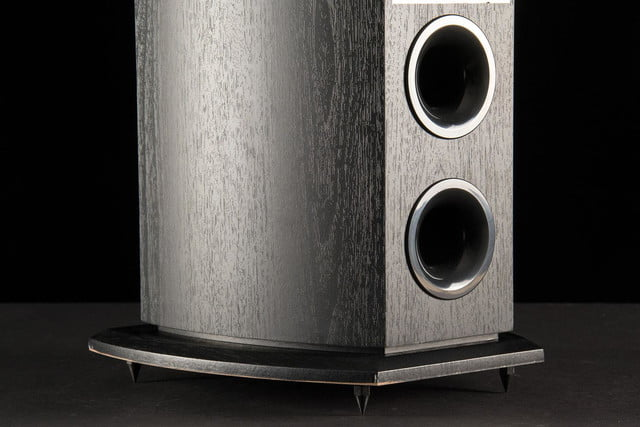 Pioneer Atmos tower bass ports base