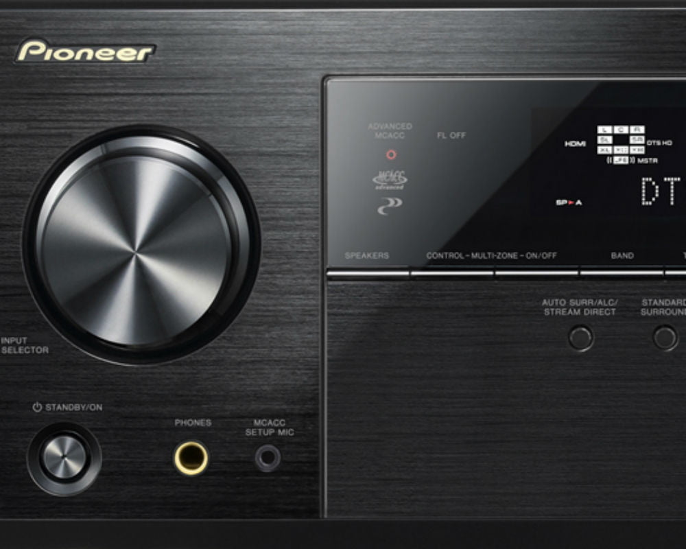 Pioneer introduces four feature-packed AV receivers for 2013 ...