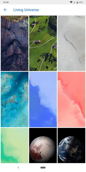How to customize your home screen
