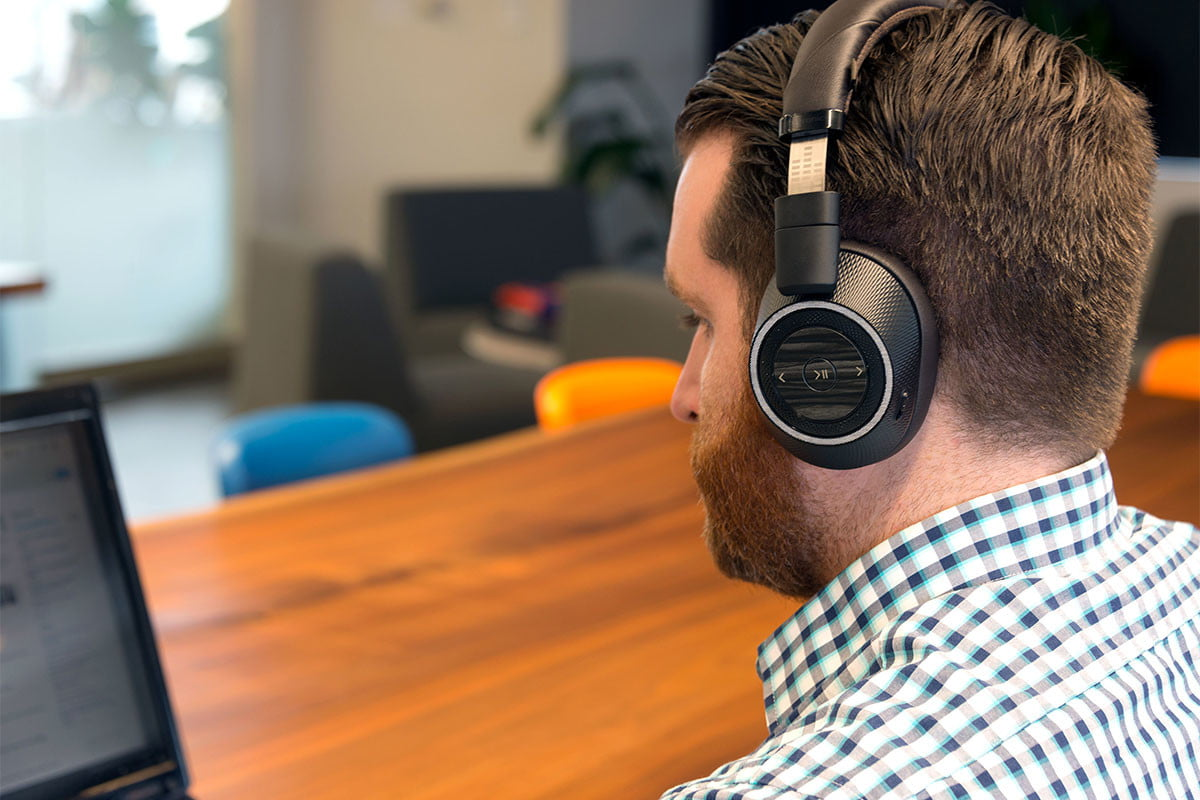 c604cdfac82 Amazon Takes $64 Off Plantronics Wireless Noise-Canceling Headphones |  Digital Trends