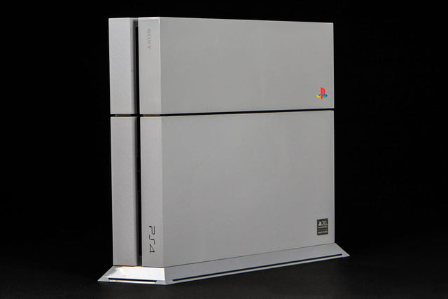 PlayStation 4 PS4 20th Anniversary front angle