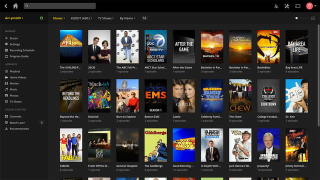 plex media server adds dvr feature 2