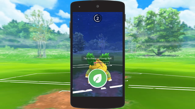 pokemon go how pvp and trainer battles work charge attacks