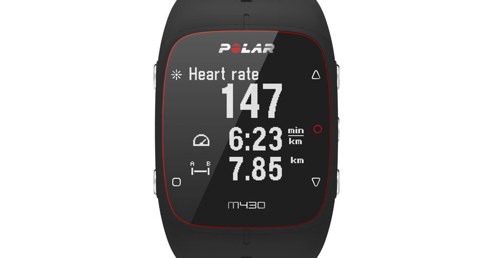995cc14483f Polar M430 Review  Fitness Substance Over Smartwatch Style