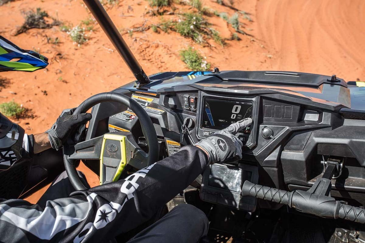 Polaris Ride Command Technology Keeps Off Roaders Connected Digital Trends
