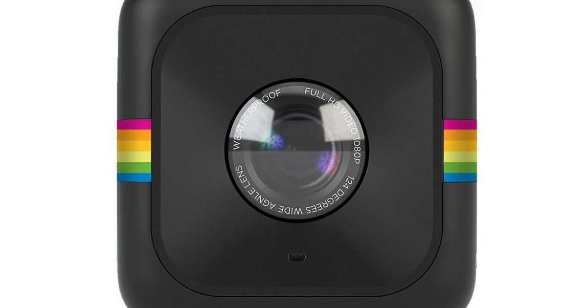 Polaroid Cube Review  An Action Cam in a Cube   Digital Trends 4204b6c9cb