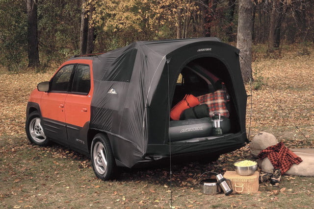 best cars for c&ing pontiac aztek & The Best Cars For Camping | Pictures Specs Performance Off ...