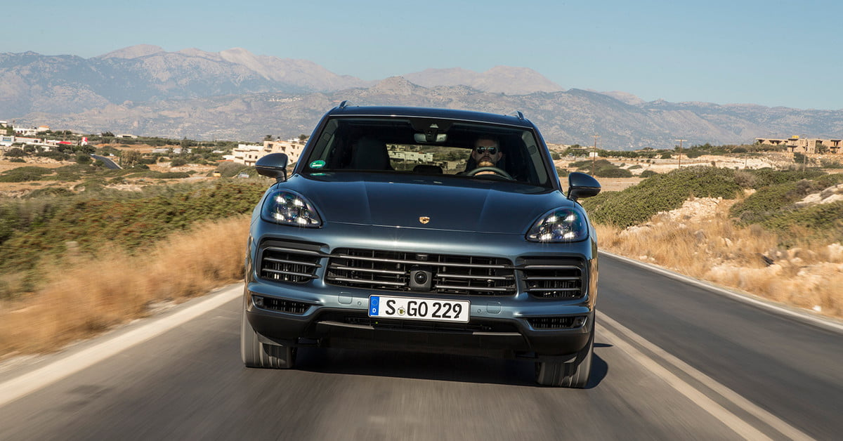 2019 Porsche Cayenne S First Drive Review | Digital Trends