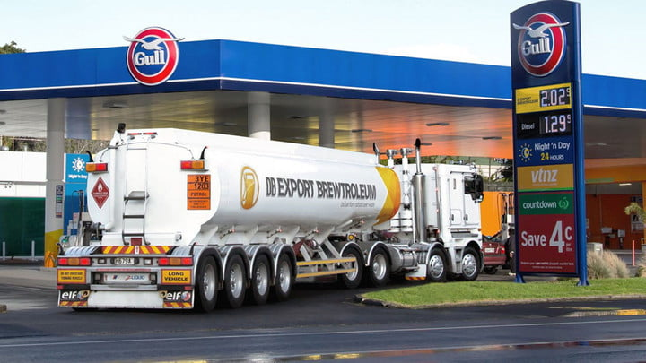 DB Export Brewtroleum – Now at Gull