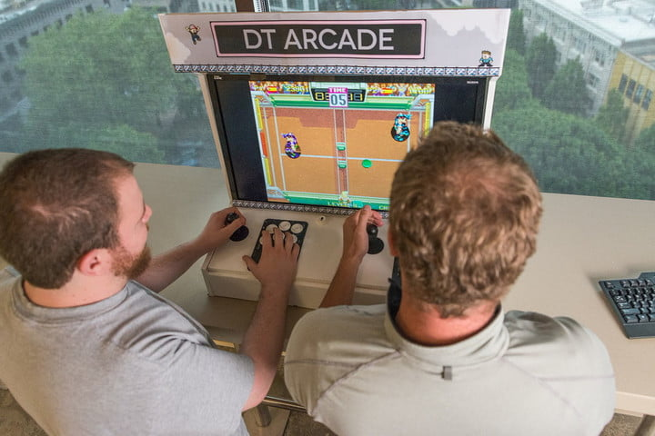 Building The DT Arcade Cabinet