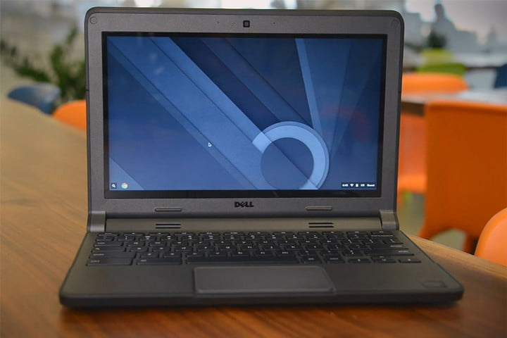 Dell Chromebook 11 Touch – Hands On